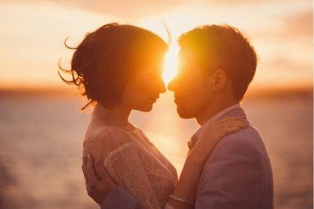 תמונה של זוג